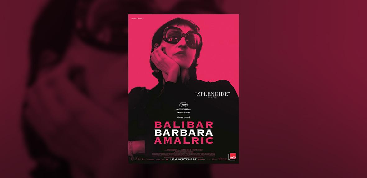 BARBARA – Mathieu Amalric