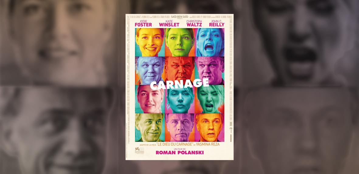 CARNAGE – Roman Polanski