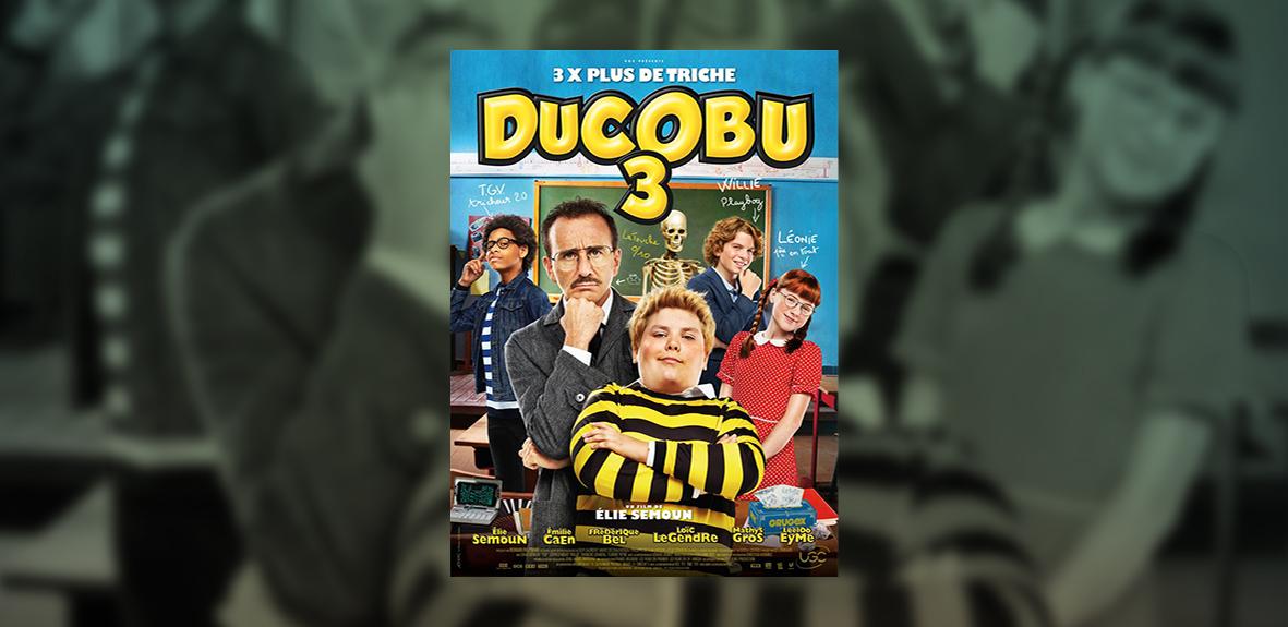 DUCOBU 3 – Elie Semoun