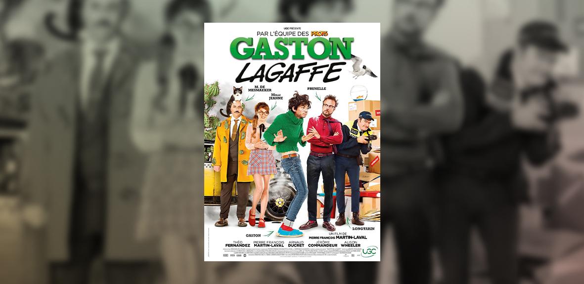 GASTON – Pierre-François Martin-Laval