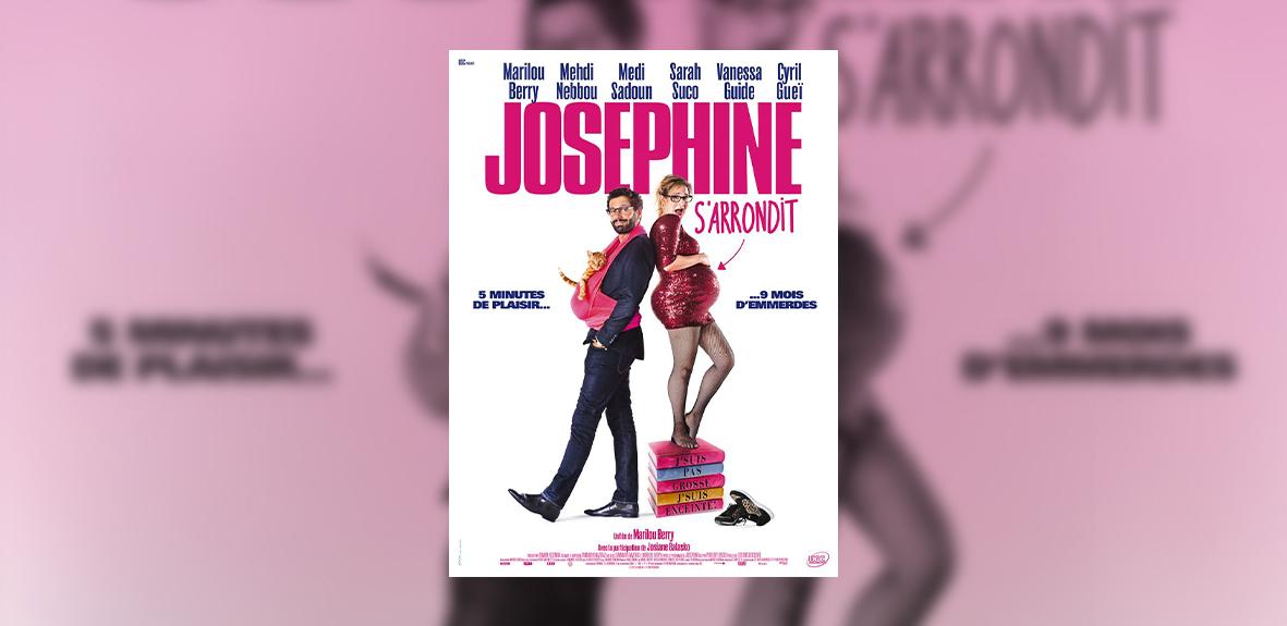 JOSEPHINE S'ARRONDIT – Marilou Berry