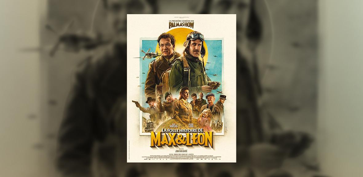 MAX & LEON – Jonathan Barré