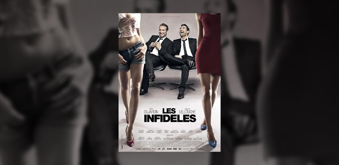 LES INFIDELES – Dujardin, Lellouche …