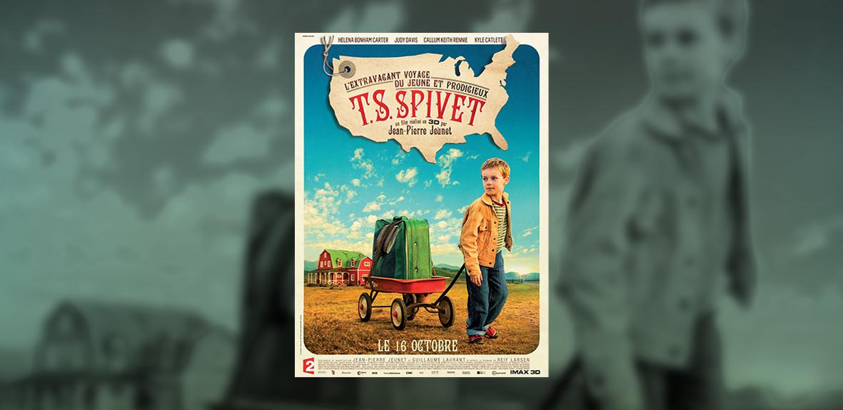 T.S SPIVET – Jean Pierre Jeunet