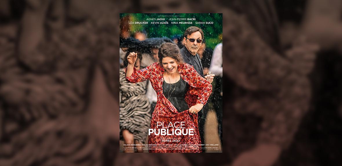 PLACE PUBLIQUE – Agnès Jaoui