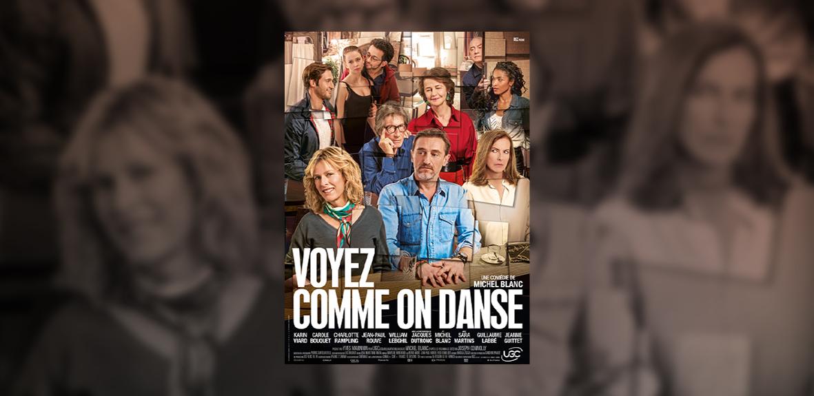 VOYEZ COMME ON DANSE – Michel Blanc